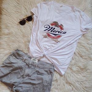4th of July Merica Tshirt